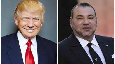 Photo of ترامب يرد على رسالة العاهل المغربي بشأن القدس