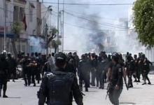 Photo of تونس: اعتقال 237 شخصا على خلفية الاحتجاج