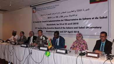 Photo of وزير موريتاني: الجفاف أدى إلى نزوح السكان نحو المدن