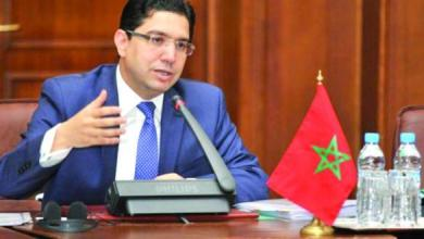 Photo of وزير الخارجية المغربي يزور موريتانيا