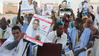 "Photo of بالفيديو .. انتخابات في نواكشوط لاختيار ""شيخ الدشرة"""