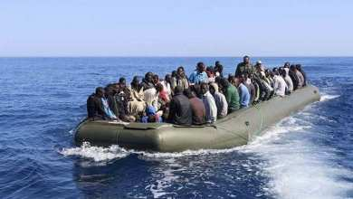 Photo of إنقاذ أكثر من 300 مهاجر قبالة السواحل الليبية