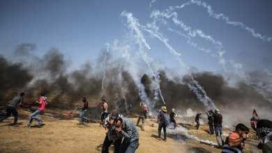 Photo of استشهاد 37 فلسطينيا في مواجهات مع جيش الاحتلال