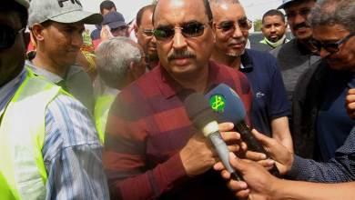 Photo of موريتانيا.. الرئيس يدعو للنهوض بالرياضة في البلاد
