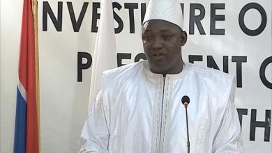 Photo of رئيس غامبيا يطالب بإصلاح نظام الحكم في افريقيا