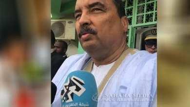 Photo of عزيز: الشعب الموريتاني وجه رسالة للمتطرفين (فيديو)