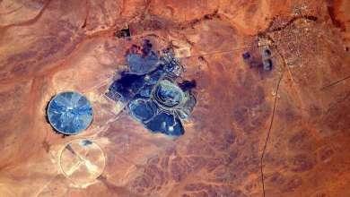 منجم في الشمال الموريتاني الغني بالمعادن
