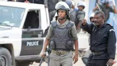 Photo of موريتانيا.. الشرطة تفرق مظاهرتين أمام البرلمان