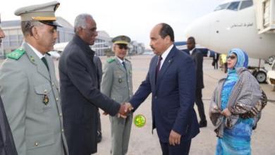 Photo of ولد عبد العزيز يشارك في افتتاح منتدى باريس للسلم
