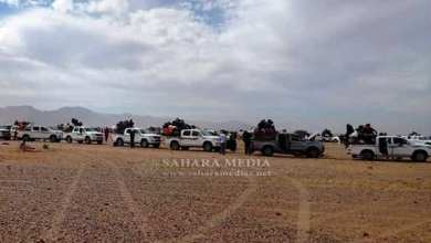 Photo of ازويرات.. تأخر قافلة المنقبين بسبب نقص المياه (فيديو)