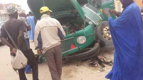 صور للحادث تداولها ناشطون على مواقع التواصل الاجتماعي