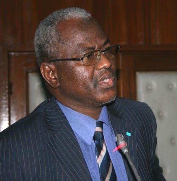 نتيجة بحث الصور عن وزير التعليم العالي والبحث العلمي الموريتاني سيدي ولد سالم