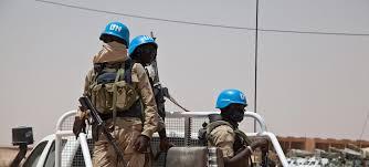 Photo of الأمم المتحدة: مقتل اثنين من قوات حفظ السلام في مالي