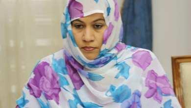 وزيرة المياه والصرف الصحي، الناه بنت مكناس