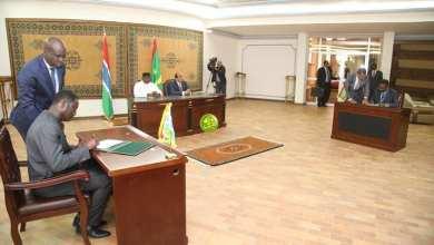 Photo of اتفاقيات تعاون في مجال الصيد بين موريتانياو غامبيا