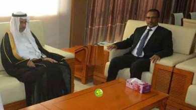 Photo of مباحثات موريتانية سعودية لتعزيز التعاون بين المستثمرين