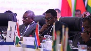 Photo of مراكش.. الأفارقة يدعمون المقاربة الأممية لنزاع الصحراء