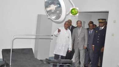 Photo of موريتانيا.. الرئيس يدشن مركز استطباب النعمة
