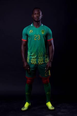 عبد الله غي (بالايّ) -صفحة الاتحادية الموريتانية لكرة القدم على الفيسبوك