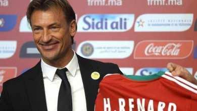 """Photo of المدرب الفرنسي """"رونار"""" يعلن رحيله عن المنتخب المغربي"""