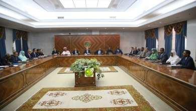 Photo of الحكومة الموريتانية تعقد اجتماعا استثنائيا