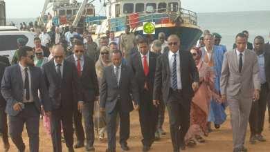 Photo of موريتانيا..وفد وزاري لحل العراقيل التي تؤخرتشغيل ميناء «تانيت»