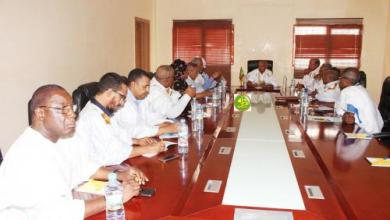 Photo of موريتانيا.. انعقاد مؤتمر الرؤساء بالجمعية الوطنية