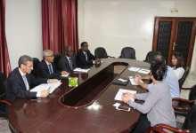 Photo of موريتانيا تبحث دفع الحوار مع البنك الدولي