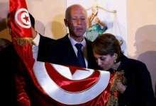 Photo of أول قرار لرئيس تونس.. إحالة زوجته القاضية للعطلة