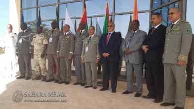 Photo of قادة جيوش دول الساحل الخمس يجتمعون في نواكشوط
