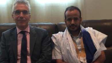 Photo of سفير فرنسا في موريتانيا يلتقي بأصغر مرشح للرئاسيات