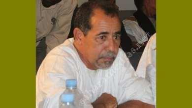 """Photo of ولد الطيب: اجتماع """"عزيز"""" بالحزب الحاكم سابقة خطيرة"""