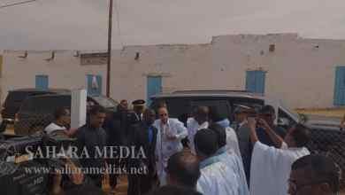 """Photo of غزواني: """"شنقيط"""" أصبحت هوية للموريتانيين وصفة للعلم"""