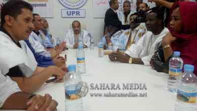 Photo of «عزيز» يترأس اجتماع لجنة تسيير الحزب الحاكم (صور)