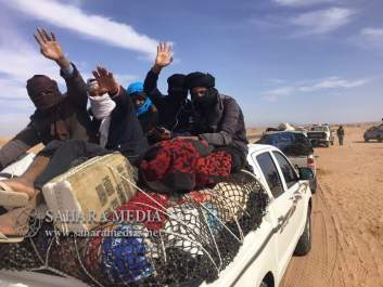 منقبون (أرشيف صحراء ميديا)