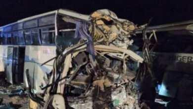 Photo of الجزائر.. 12 حالة وفاة وعشرات الجرحى في حادث سير