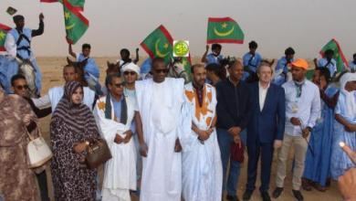 "Photo of انطلاق مهرجان ""الرحل"" في موريتانيا"