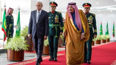 Photo of غزواني يهاتف الملك السعودي بمناسبة عيد الفطر