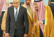 Photo of هكذا استقبل العاهل السعودي ولد الغزواني (صور)