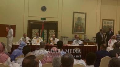 Photo of غزواني:سننظم لقاءات بالجاليات الموريتانية  في الخارج