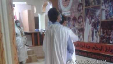 Photo of عزيز يزور حزب «الرباط الوطني» مع تصاعد وتيرة التحقيق (صور)