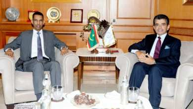 Photo of «الإيسيسكو» تبحث التعاون الثقافي مع موريتانيا