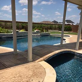 McGuffin Pool U2013 Cane Island, TX