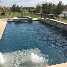 Drake Pool Cross Creek