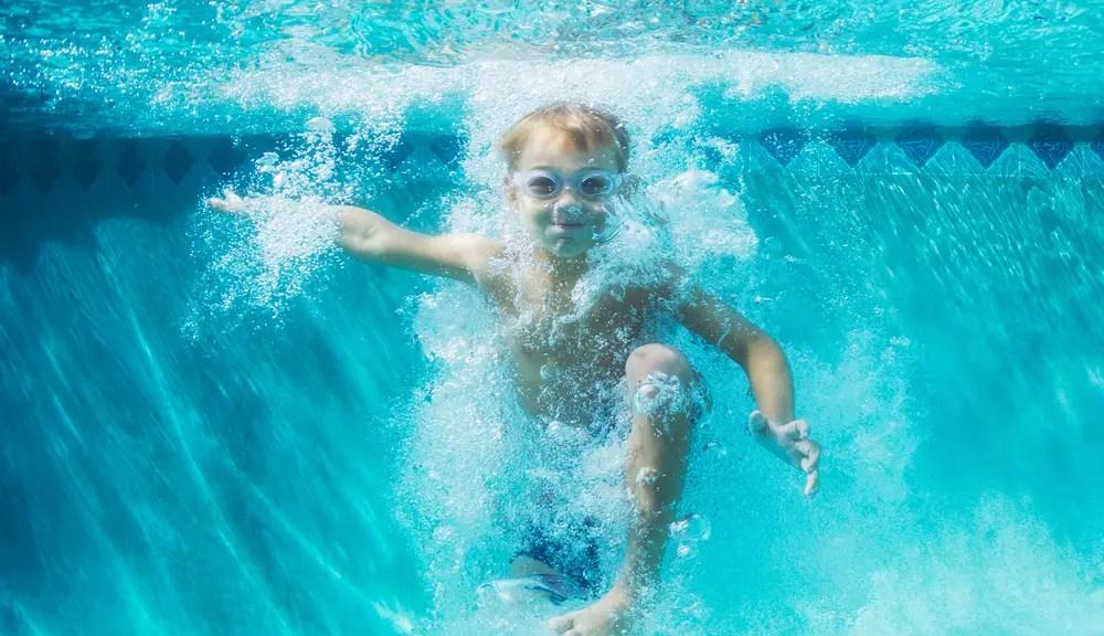 Toddler Swimming Pool Tips