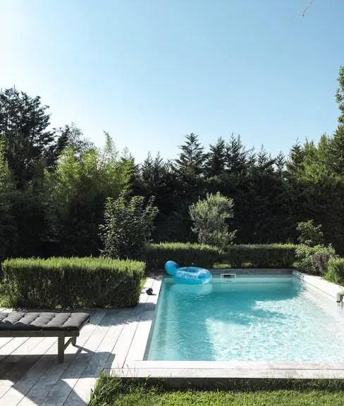 types of inground pools