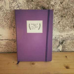Bullet Journal - Journal de bord - couverture