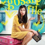 Book Review and Guest Post: 'The Gossip File' by Anna Staniszewski