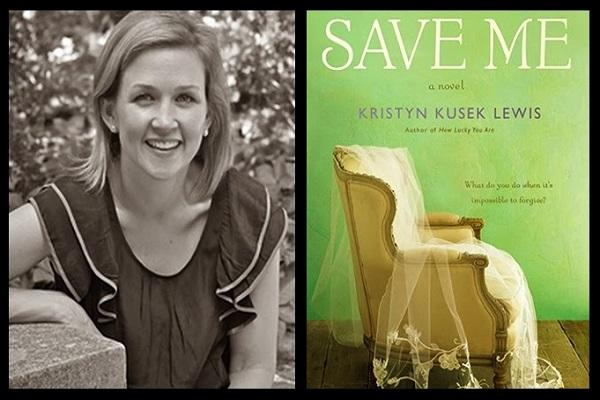 Sahar's Blog 2015 03 19 Author Spotlight Kristyn Kusek Lewis