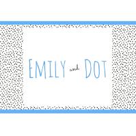 Blog Review Emily and Dot on Sahar's Blog